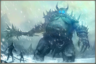 Troops: Frost Giant | Dragons Of Atlantis Wiki | Fandom