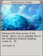 Steelshard Dome