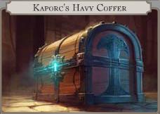 Kaporc's Havy Coffer icon