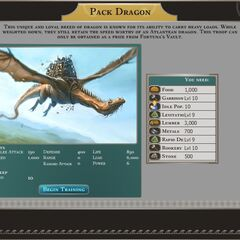 Pack Dragon