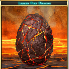 Lesser Fire Dragon