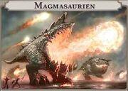 Magmasaurien