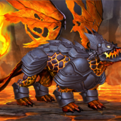 Lightning Vein Armor
