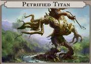 Petrified titan