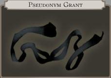 PseudonymGrant