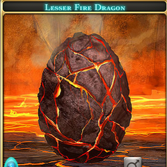 Lesser Fire Egg - Male