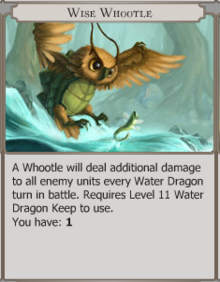 Wise Whootle