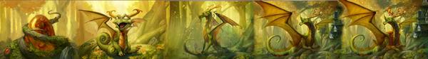 Dragongaiacollage