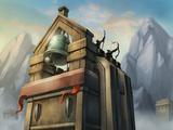 Defensive Tower: Siren's Sentry