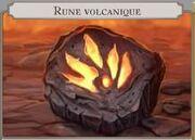 Rune volcanique