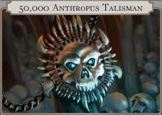 50000 Anthropus Talismans icon