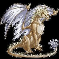 Metal dragon copper
