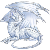 Ice dragon snow