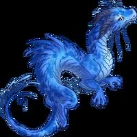 Moon dragon Blue Moon V2