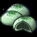 Green dumpling