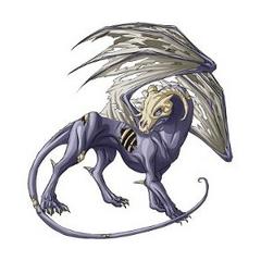 Bone dragon fetid