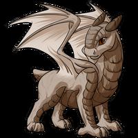 Pebble Dragon