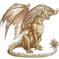 Metal dragon bronze