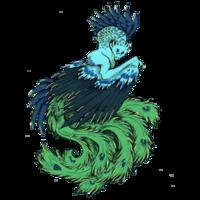 Peadragon burmese green