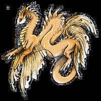 Koi dragon yamabuki