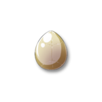 Bone dragon egg