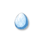 Ice dragon egg
