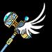 Hatching hammer