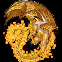 Fire dragon solar