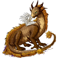 Earth dragon autumn