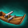 Item Cannon Canoe