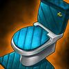 Item Upholstered Throne