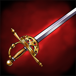 Item Lavishly Adorned Rapier