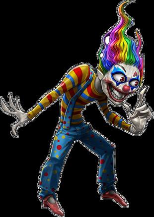 Shushy the Clown