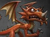 Rabid Dragon