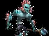 Aquatic Man