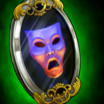 Item Slightly Evil Magic Mirror