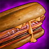 Item Sandwich of Unsurpassed Meatiness