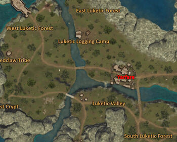 Yarfare Map
