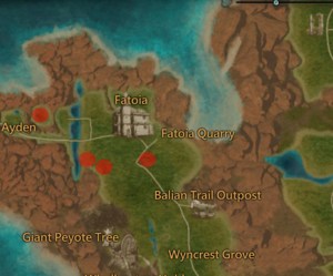 Greenscale Raptor Dragon Map