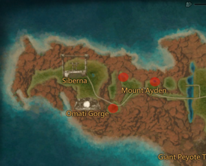 Plated Longtooth Dragon Map
