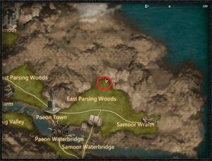 Stalking wolfwing dragon location