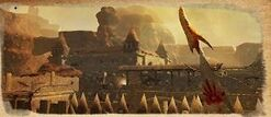 Draconic Giant Outpost