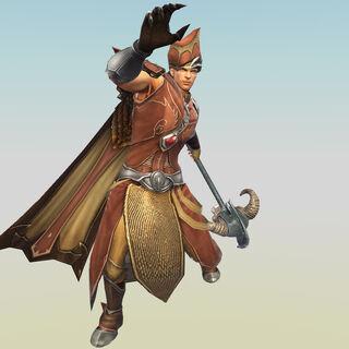 Male Sorcerer 2