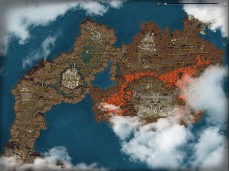 Alentia Map