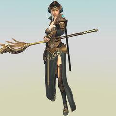 Female Sorcerer 1