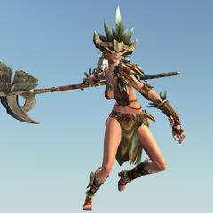 Female Oracle 1