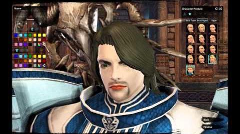 Dragon's Prophet Character Creation Beta