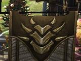 Ancient Shadow Festival Flag