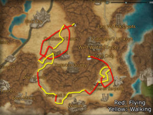 Whispering Wind Map