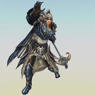 Male Sorcerer 1